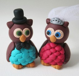 1024x970px Owl Wedding Cake Toppers Picture in Wedding Cake