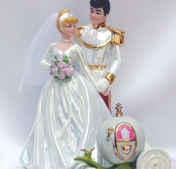 1024x1274px Disney Cinderella Wedding Cake Topper Picture in Wedding Cake