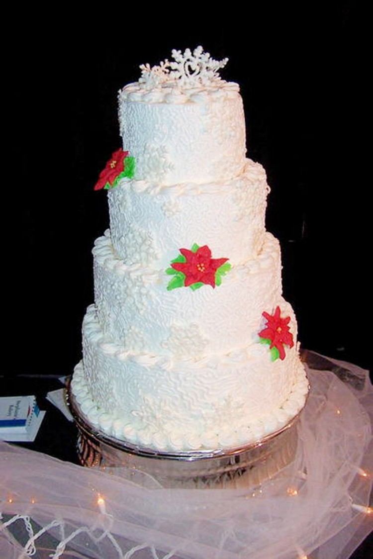 Offers Specialized Wedding Cakes Picture in Wedding Cake