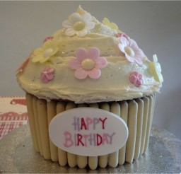 1266x1127px Giant Cupcake Picture in Cupcakes